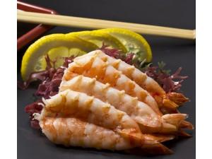 日本急凍壽司熟蝦 - 5L