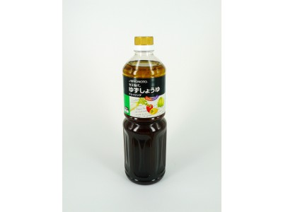日本柚子醬油酢-1L