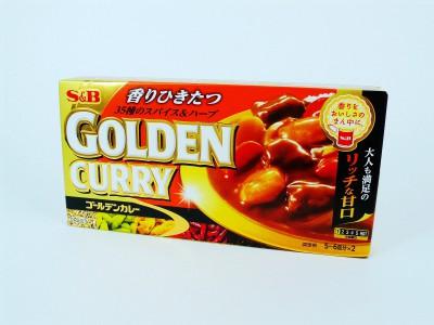 日本咖喱磚[甘口]-198G