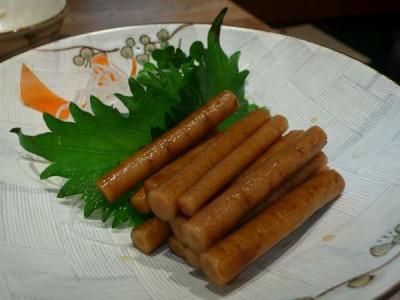 日本牛蒡醬油漬-500G