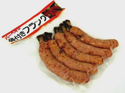日式急凍骨付豬肉腸[5PC]-200G