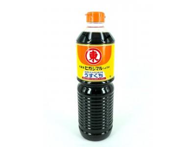 日本東字淡口醬油[支裝]-1L