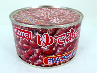 日本優質紅豆[缶裝]-430G